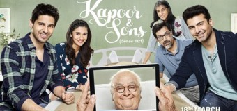 Kapoor & Sons – Movie Review