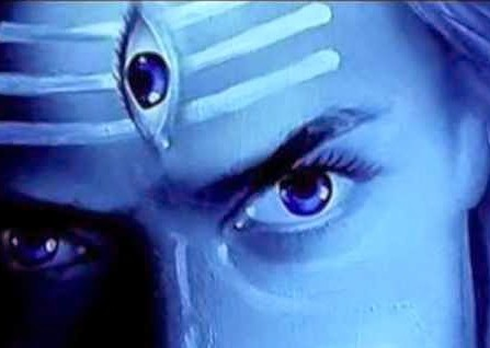 Lord Shiva 3rd eye