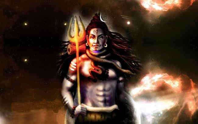 Lord Shiva Om