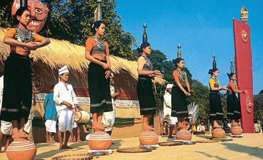 Mim Kut Festival, Mizoram