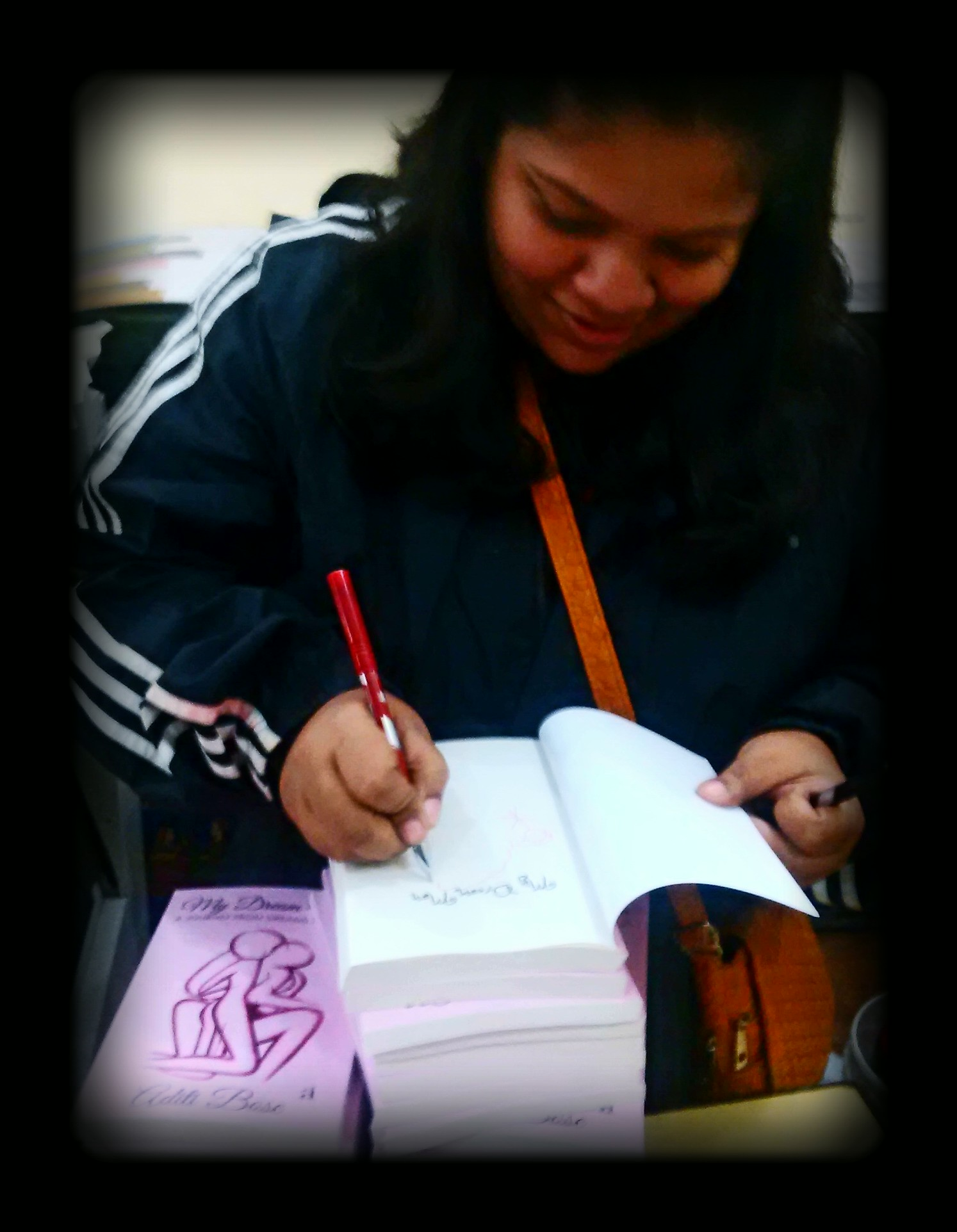 Aditi The author
