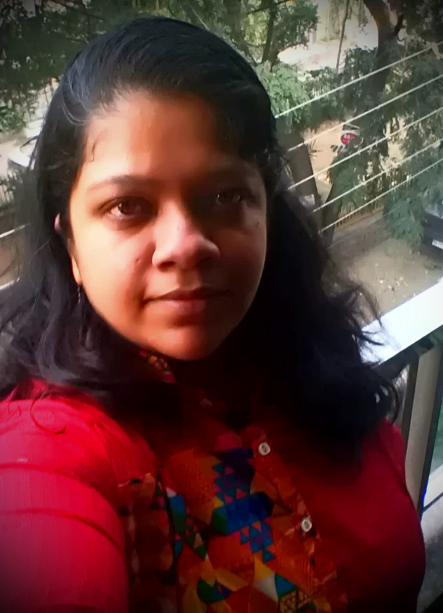 Author Aditi Bose