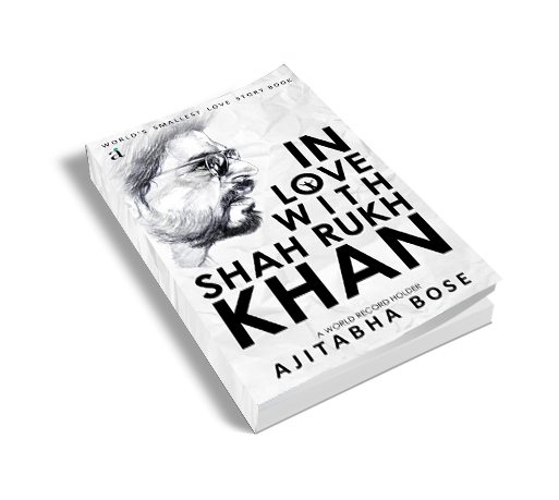 In Love With SRK Book Review