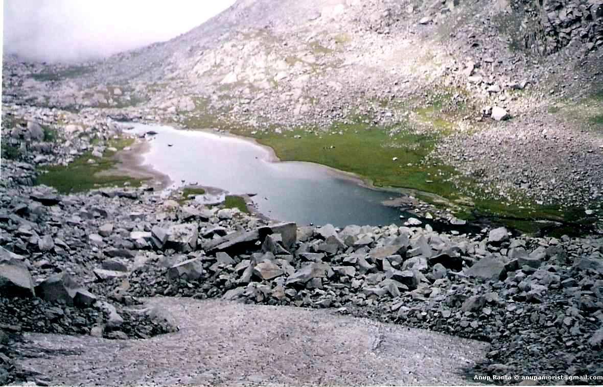 Lake Lamba Dal