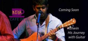 Ashwin – His Journey With Guitar – Coming Soon