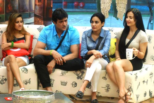 Pratyusha-Banerjee in Big Boss