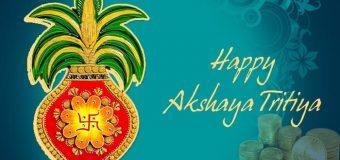 Celebrating The Auspicious Day  Of Akshaya Tritiya
