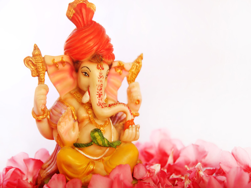 Ganesha Be focused
