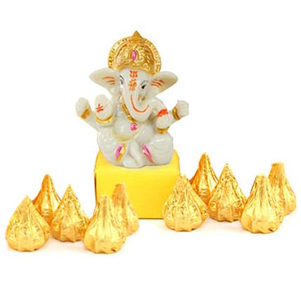 Modak Ganesha