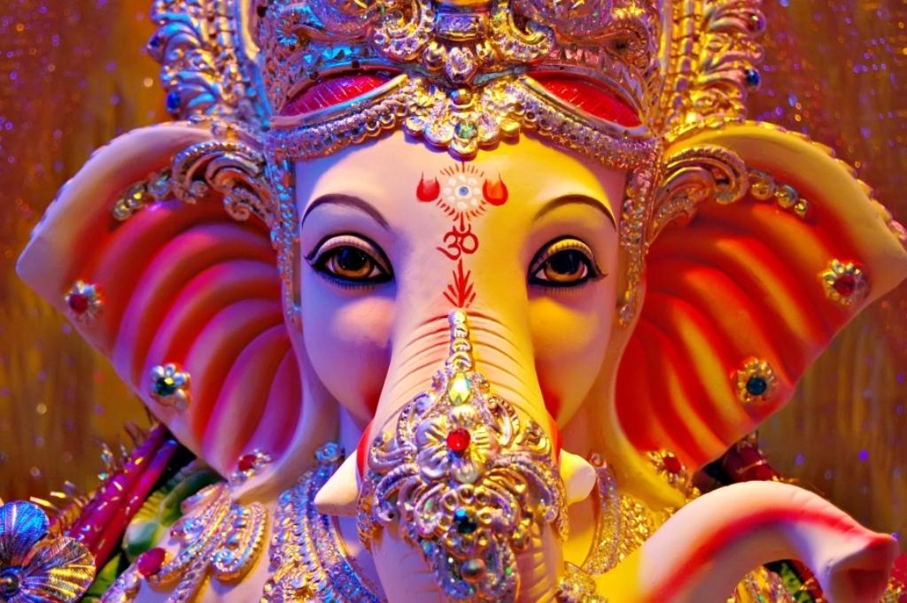 Om Ganesha 1