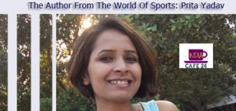 The Author From The World Of Sports: Prita Yadav