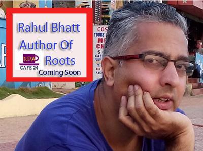 Rahul Bhatt Author Teaser