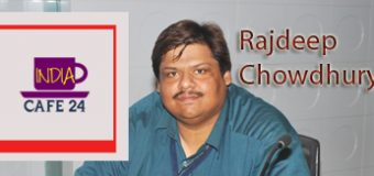 Rajdeep Chowdhury – The Man With A Poetic Vision