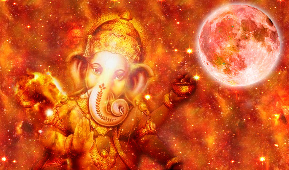 ganesha-Be the master of the time