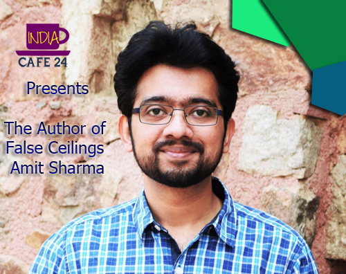 Amit Sharma author Interview