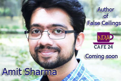 Amit Sharma author