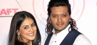Riteish – Genelia Welcomed New Baby Boy