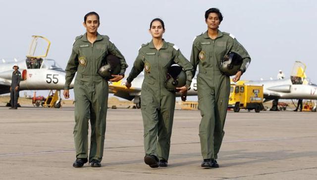 Indian women Pilots