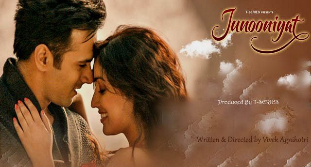 Junooniyat Movie Poster, First look