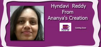 The Story Of Ananya's Creation – Coming Soon