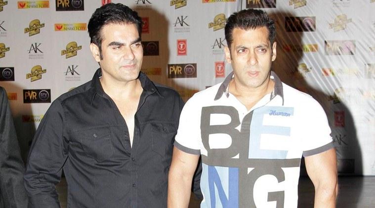 Salman & Arbaaz Khan