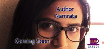 Author Namrata: Coming Soon