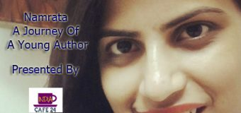 Namrata & Her Self Help Book – A Journey Of A Young Author