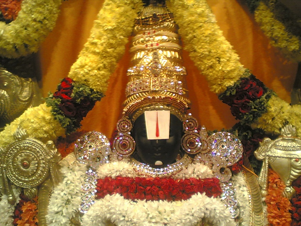 Tirupathi Balaji 4