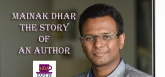 Mainak Dhar The Story Of An Author