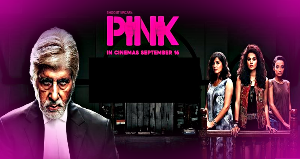 pink-movie-review-bollywood-reviewamitabh-bachchan-kirti-kulkarni-tapsee-pannu-andrea-tariang-angad-bedi-piyush-mishra-aniruddha-roy-chowdhury
