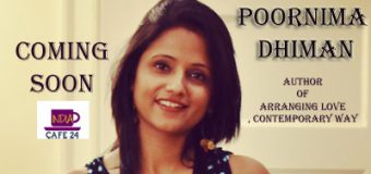 Poornima Dhiman – Author of Arranging Love Contemporary Way- Coming Soon