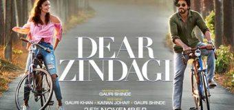 Dear Zindagi- Movie Review