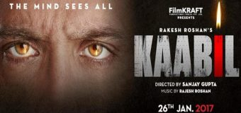 Kaabil – Movie Review