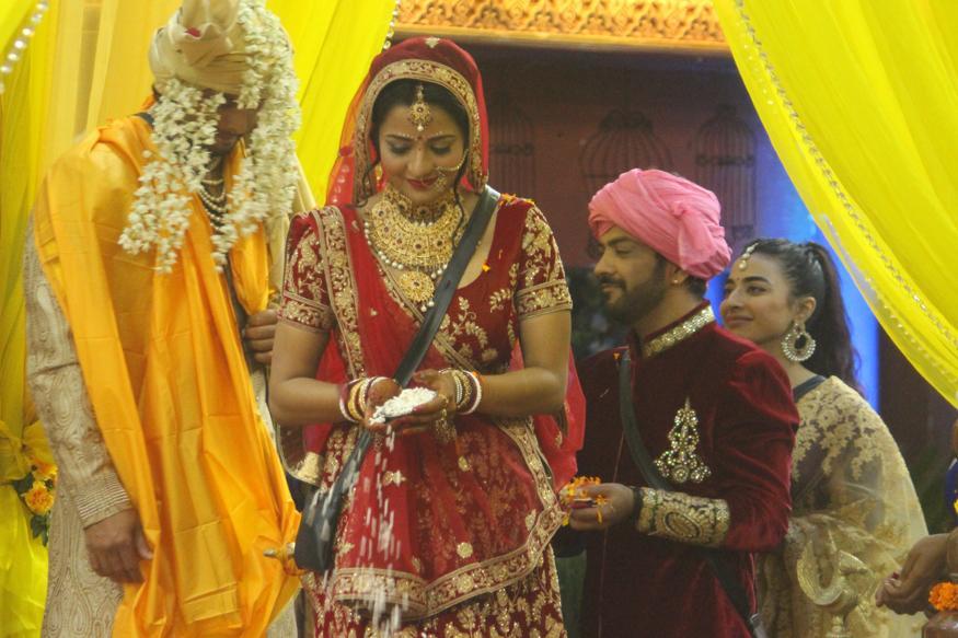 Monalisa wedding