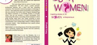 Super Women By Prachi Garg – A Book Review