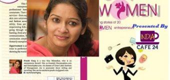 Meet Prachi Garg – A  Writer, Traveler, And An Entrepreneur
