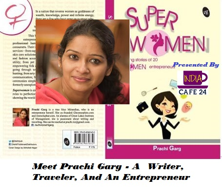 Prachi Gard Interview by Indiacafe24