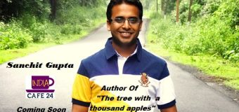 CHIT CHAT WITH AUTHOR SANCHIT GUPTA _ COMING SOON