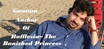 Author Gautam: Coming Soon