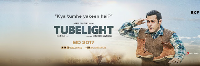 Tubelight , Movie Review, Salman Khan, Sohail Khan, Zhu Zhu, Kabir Khan