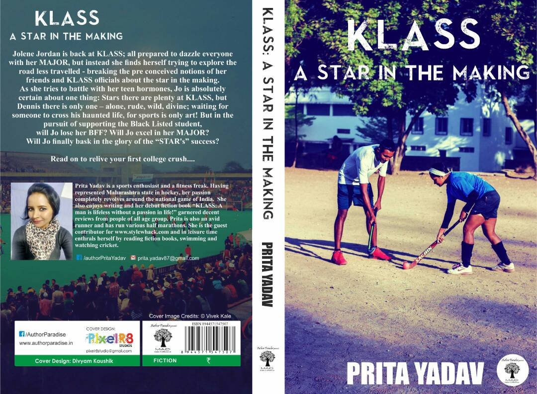 Klass A Star In Making , Prita Yadav. Book Review