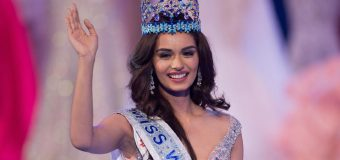 Manushi Chhillar – Beauty With Brains Who Won The Hearts And The Crown At Miss World 2017