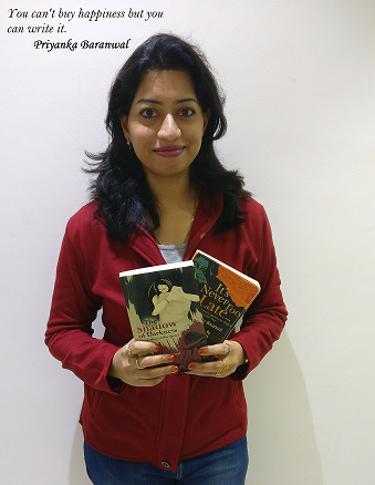 Author Priyanka Baranwal 1