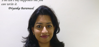 Priyanka Baranwal is Back with 2nd Novel- A close session with author