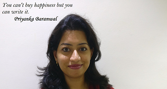 Author Priyanka Baranwal 2