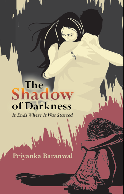 The Shadow of Darkness front cover