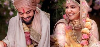 """Virushka"" Innings started with weddings vows taken in Milan, Italy"