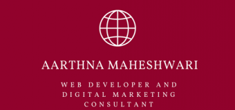 Aarthana Maheshwari  -The Digital Marketer with a difference