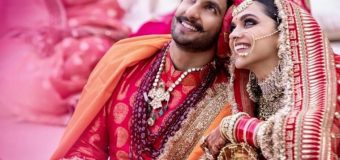 The dreamy romance of Deepika and Ranveer wed-locked!