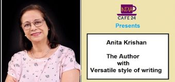 Anita Krishan- The Educator Turned Author- A Close Chit Chat session